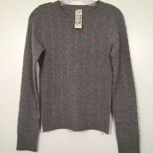 EZRA FITCH Abercrombie & Fitch Cashmere Sweater M